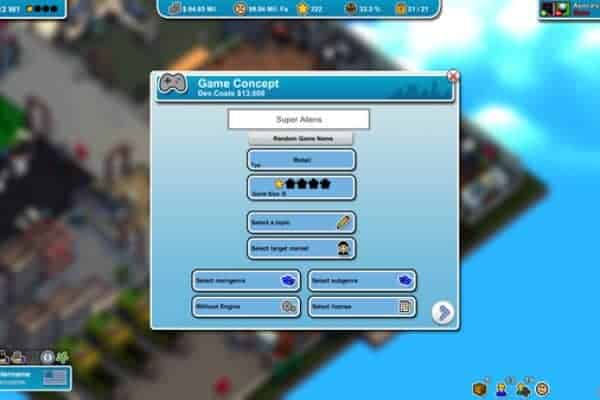 Mad Games Tycoon Download PC game