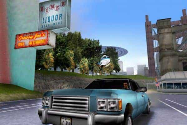 Grand Theft Auto III Download Game