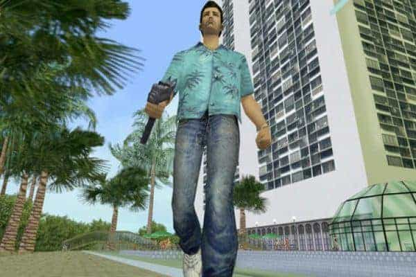Grand Theft Auto Vice City Game Download