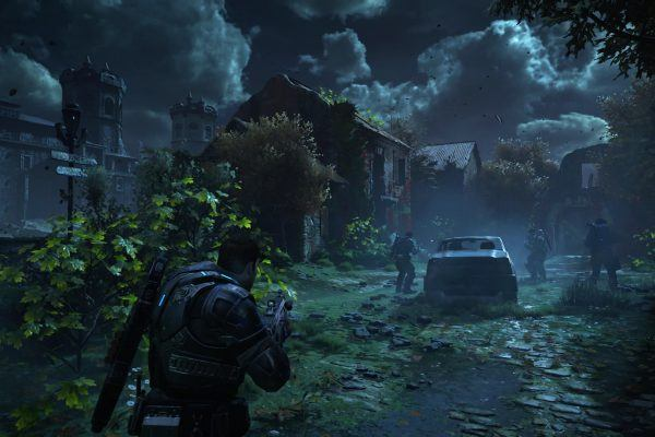 Gears of War 4 Download Free Game