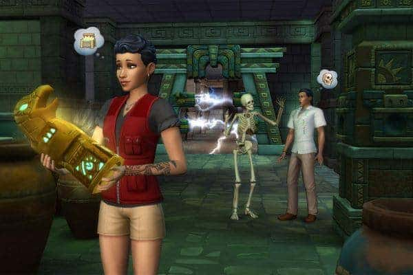 The Sims 4 Jungle Adventure PC game download