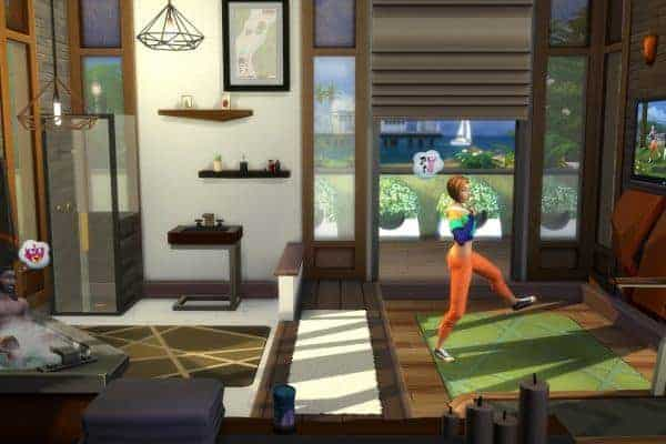 The Sims 4 Fitness Stuff Game Download
