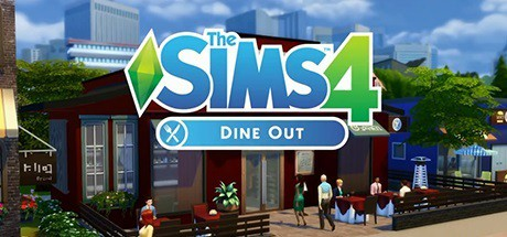 The Sims 4 Dine Out PC Game Download
