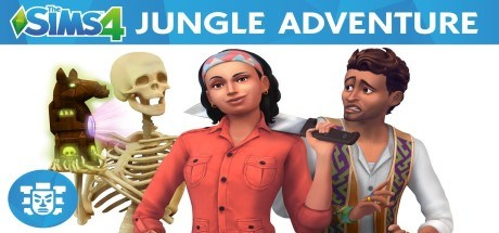 The Sims 4 Jungle Adventure