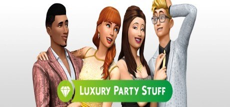 The Sims 4 Luxury Party Stuff PC Game Download