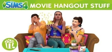 The Sims 4 Movie Hangout Stuff PC Game Download