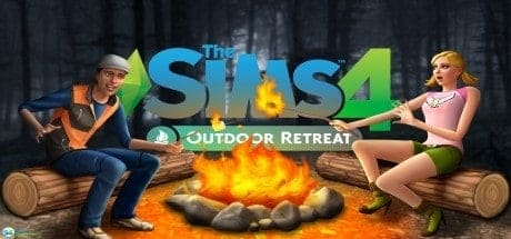 The Sims 4 Outdoor Retreat PC Game Download