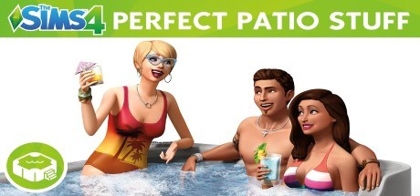 The Sims 4 Perfect Patio Stuff PC Game Download