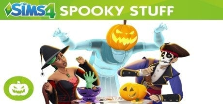 The Sims 4 Spooky Stuff PC Game Download