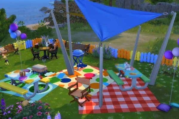 The Sims 4 Toddler Stuff Download game