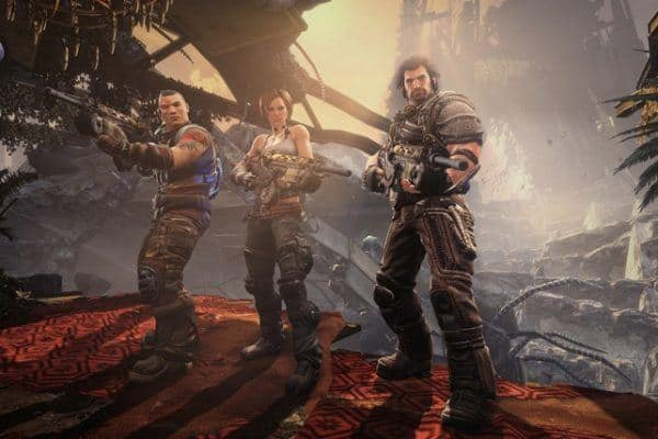 Bulletstorm Download PC Game