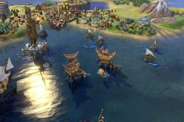 Sid Meier's Civilization VI Rise and Fall PC game
