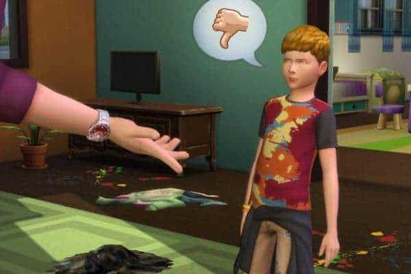 The Sims 4 Parenthood Free game
