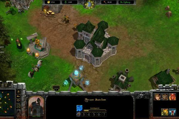 Warcraft 3 Remastered