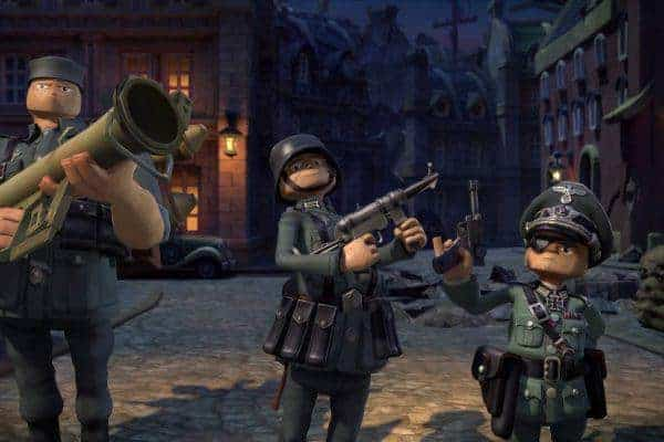 World War Toons Download game PC