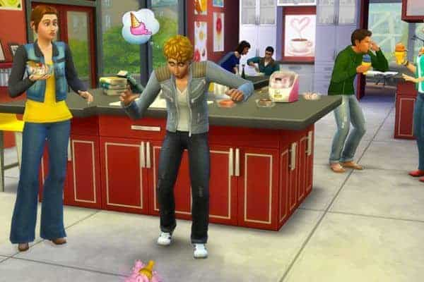 The Sims 4 Cool Kitchen Stuff PC Game