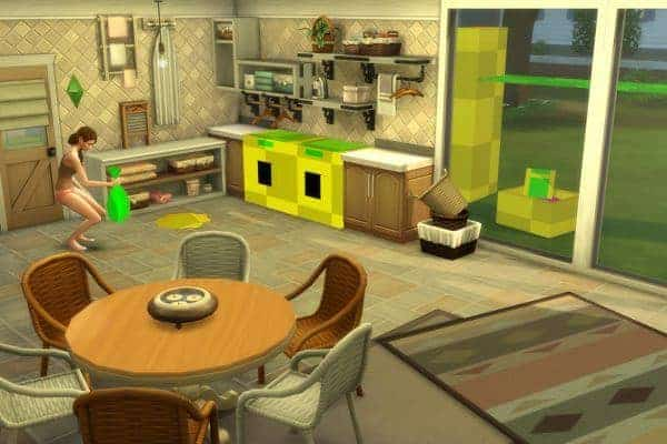 The Sims 4 Laundry Day Stuff PC Game