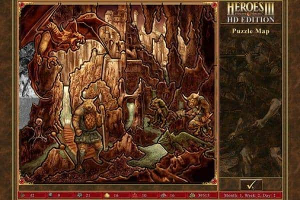 Heroes of Might & Magic III HD Edition Download