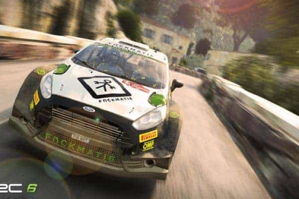 WRC 6 Download Game for PC