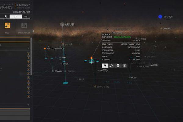 Elite Dangerous Free PC game download