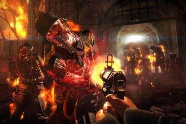 Wolfenstein The Old Blood PC Game Download