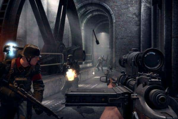 Wolfenstein The Old Blood PC Game Download