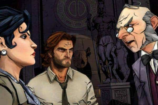 The Wolf Among Us Game PC for download