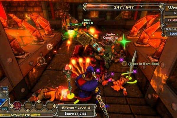 Dungeon Defenders Game Download