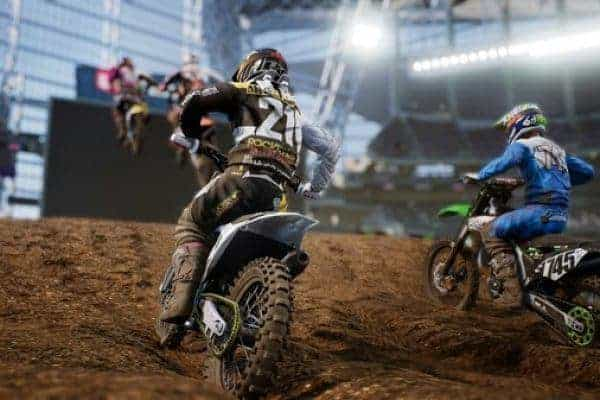 Monster Energy Supercross Download PC game