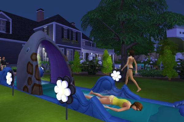 The Sims 4 Backyard Stuff Download game