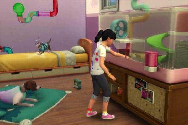 The Sims 4 My First Pet Stuff Download game pc