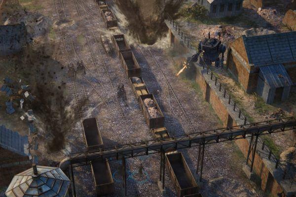 Iron Harvest Game pc