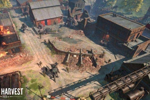 Iron Harvest Game pc