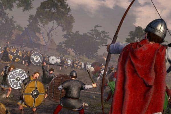 Total War Saga Thrones of Britannia game download