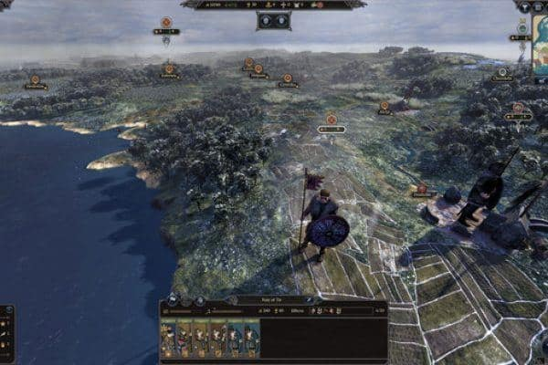 Total War Saga Thrones of Britannia game download