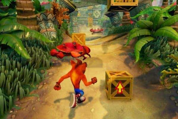 Crash Bandicoot N. Sane Trilogy Download game