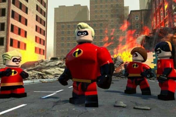 LEGO The Incredibles pc game download