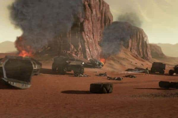 Red Faction Guerrilla Download pc game