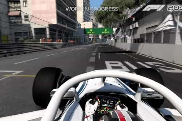 F1 2018 PC game