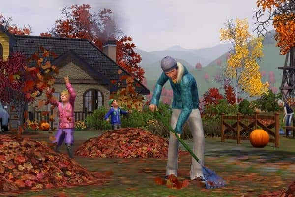 The Sims 4 Season PC download