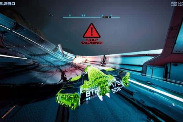 Antigraviator Download PC game