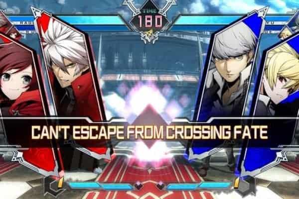 BlazBlue Cross Tag Battle Download