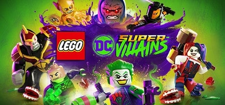 LEGO DC Super Villains PC Game Download