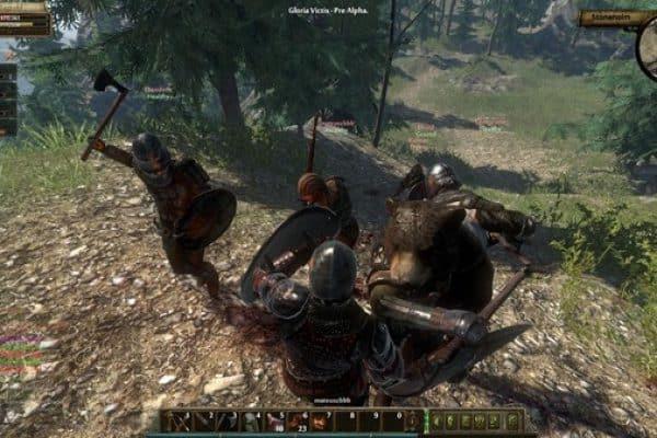 Gloria Victis Download PC game