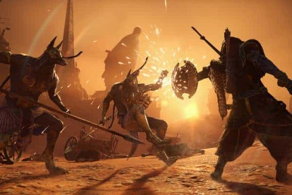 Assassin's Creed Origins: The Curse Of The Pharaohs Download