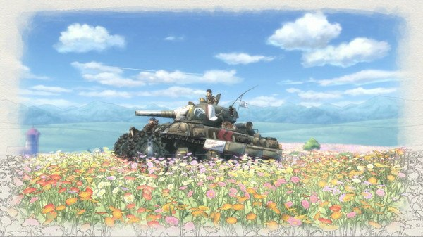 Valkyria Chronicles 4 Download game
