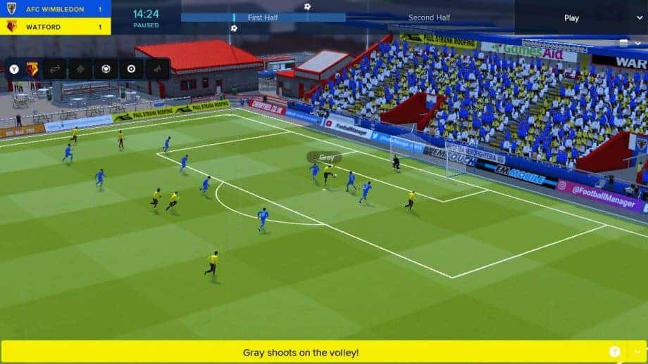 Football Manager 2019 PC game download