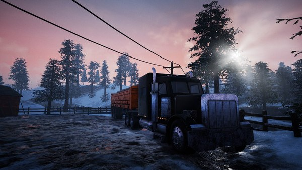 Alaskan Truck Simulator Free download