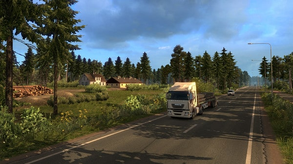 Euro Truck Simulator 2 – Beyond the Baltic Sea Download