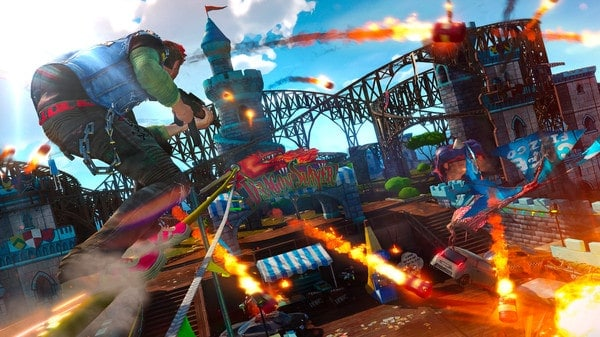 Sunset Overdrive download game